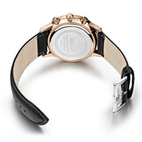 Venice Rose Gold in Leather