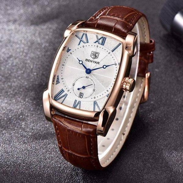 Le Monaco - 42mm Square Watch
