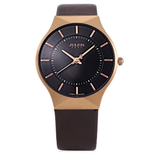 Copenhagen Ultra Thin Black Dial Watch