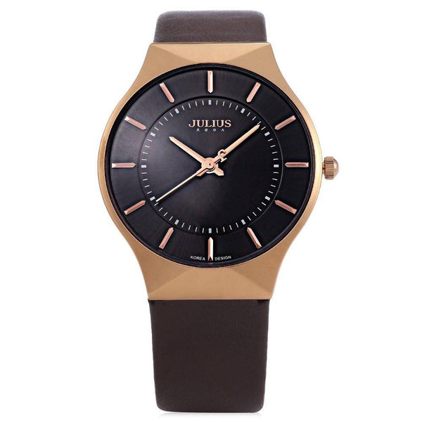 Copenhagen Ultra Thin Black Dial Watch - Mens Watches - 98apparel
