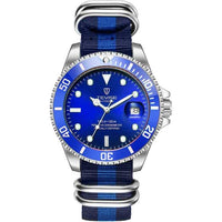 Automatic Submarine Series - Blue - Watch - 98apparel