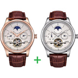 Combined Alpino Automatic Tourbillon, 21 Jewel *Special Offer*