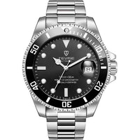 Automatic Submarine Series - Platinum - Watch - 98apparel