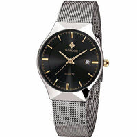 Stockholm Slim Classic Date - Mens Watches - 98apparel