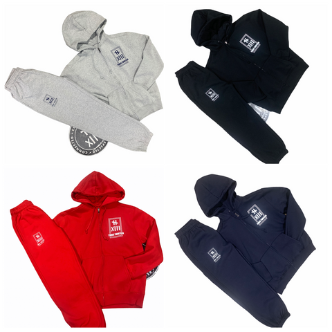 Image of 313 LOGO JOGGER SET