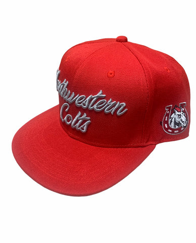 Image of Northwestern Colts high school snapback