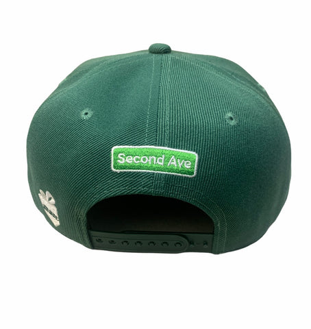 Image of Cass Technicians High School Snap Back