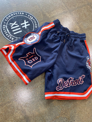 TIGERS SHORTS by PRO STANDARD