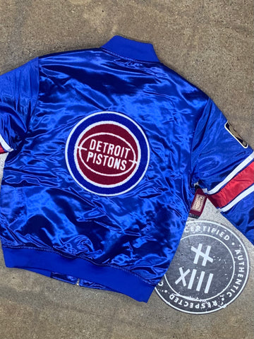 Detroit Pistons Jacket