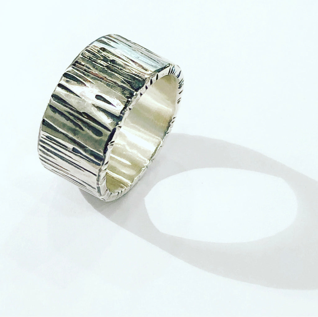 Men's Birch Ring