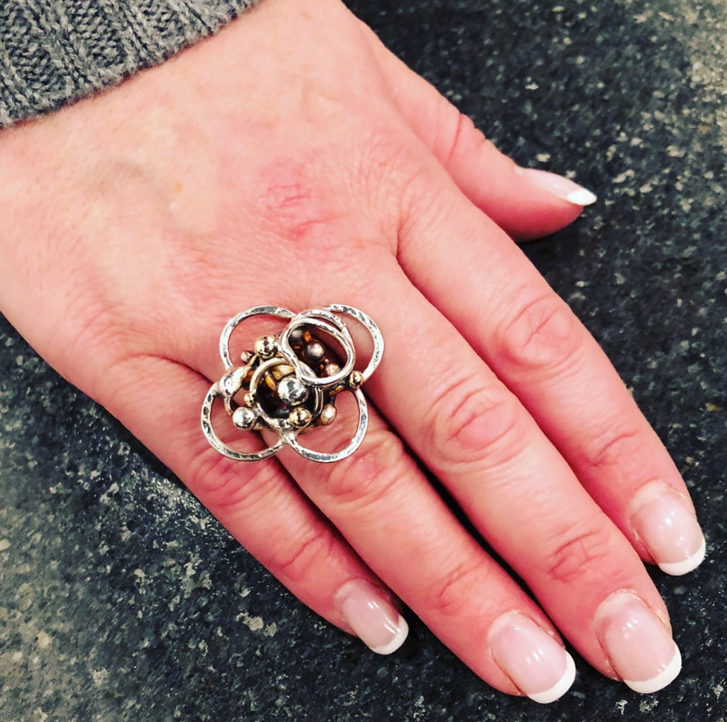 One-of-a-Kind Fusion Ring