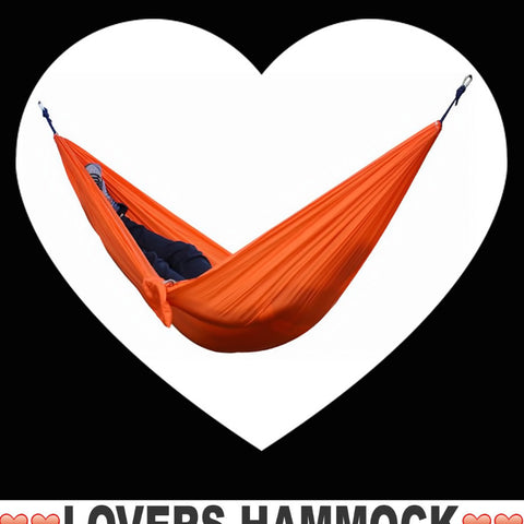 Super Strong LOVE Hammock For Two People