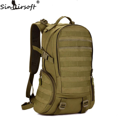 Excellent Stitch Quality Waterproof Military Backpack
