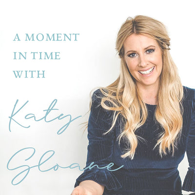 A moment in time with Reiki Expert Katy Sloane