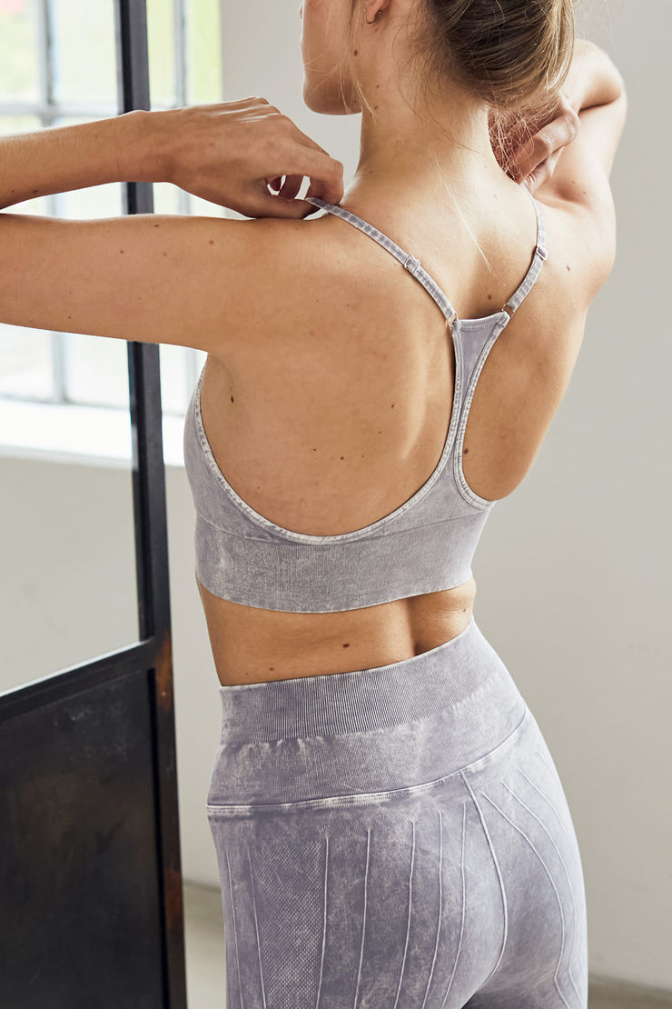 Flex & Flow Premium Yoga Bra