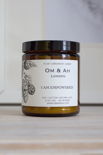 "NEW ""I am Empowered"" Candle"