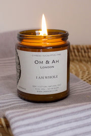 "NEW ""I am Whole"" Candle"