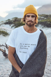 """Be Kind"" Mens Tee"