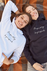 """Perfectly Imperfect"" Premium Hoodie"