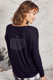 """Hope"" Long Sleeve Tee"