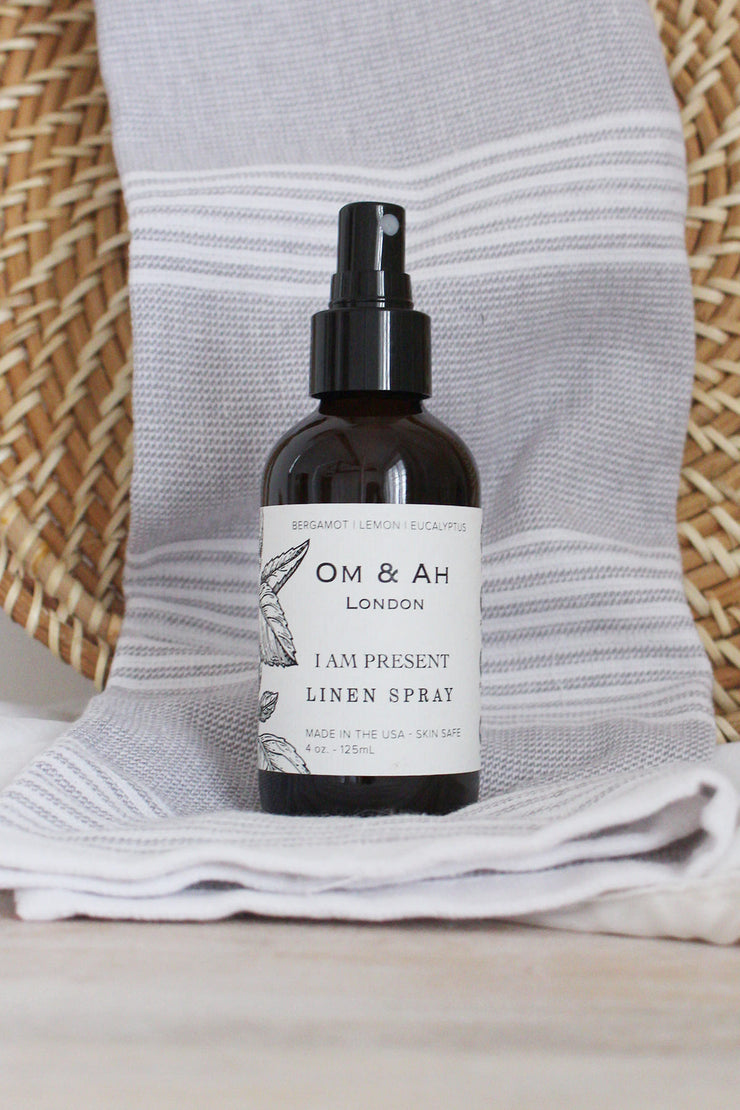 "NEW ""I am Present"" Linen Spray"