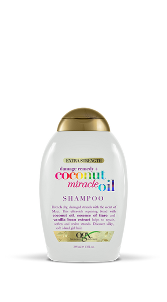 Extra Strength Damage Remedy + Coconut Miracle Oil Shampoo (13 oz)