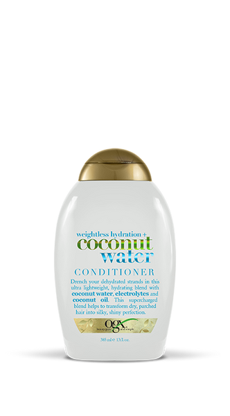 Weightless Hydration + Coconut Water Conditioner (13 oz)