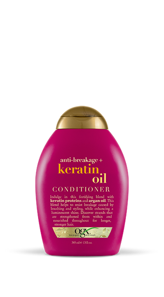 OGX Anti-Breakage + Keratin Oil Conditioner (13 oz)