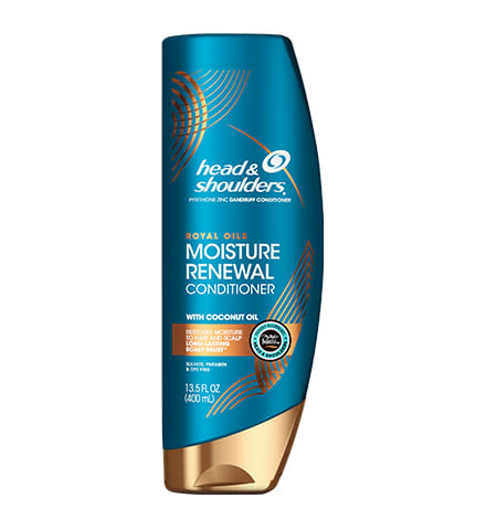Head & Shoulders Royal Moisture Renewal Conditioner (13.5 oz)