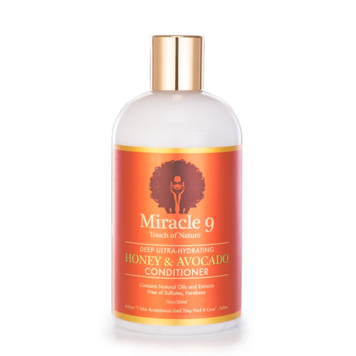 Miracle 9 Revitalizing Honey & Avocado Conditioner (12 oz.)