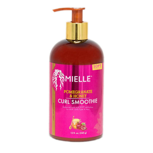 Mielle Organics Pomegranate & Honey Curl Smoothie (12 oz)