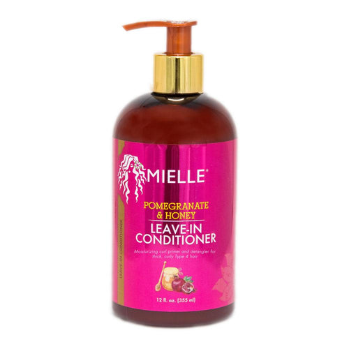 Mielle Organics Pomegranate & Honey Leave-In Conditioner (12 oz)