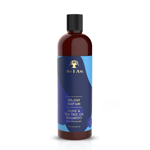 As I Am Scalp Care Shampoo (12 oz.)