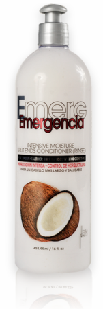Emergencia Coconut Rinse Split End Conditioner (16 oz.)