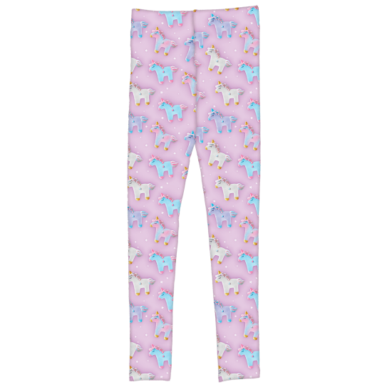 Kids Unicorns & Stars Leggings