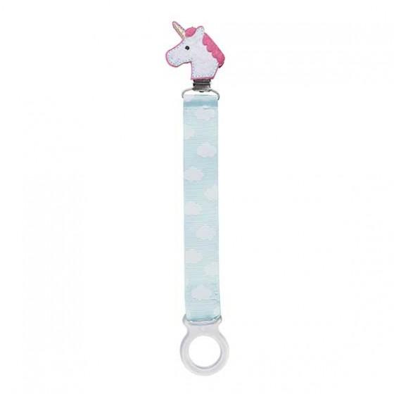 Unicorn Pacifier Clip
