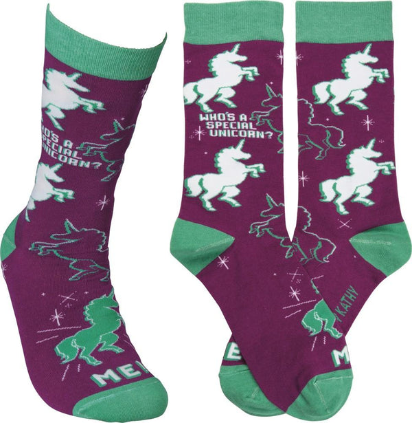Special Unicorn - Socks - the unicorn store
