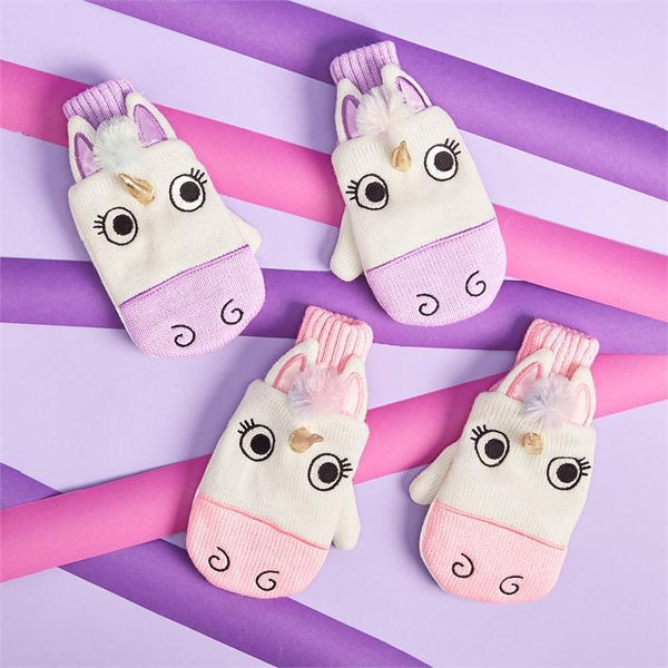 Magi-Cool Unicorn Mittens - the unicorn store