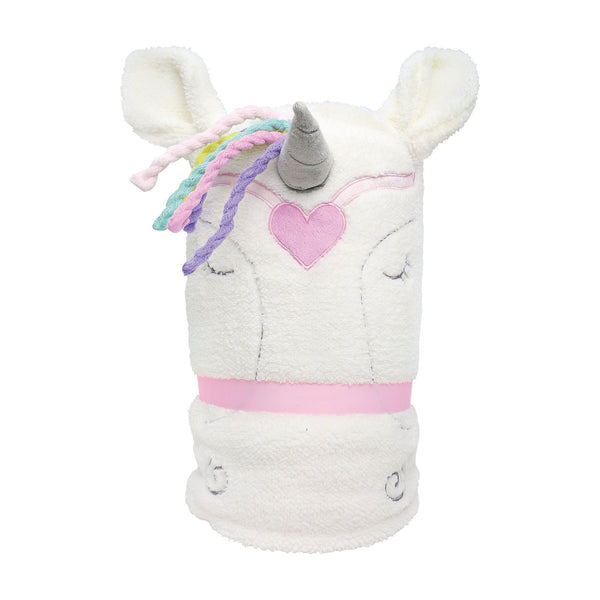 Unicorn Snowthrow Blanket