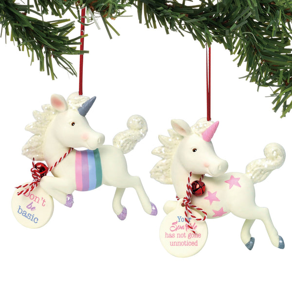 Flying Unicorn Ornament - the unicorn store