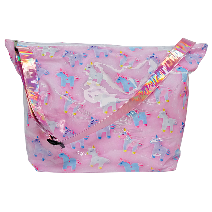 Unicorns And Stars Overnight Bag