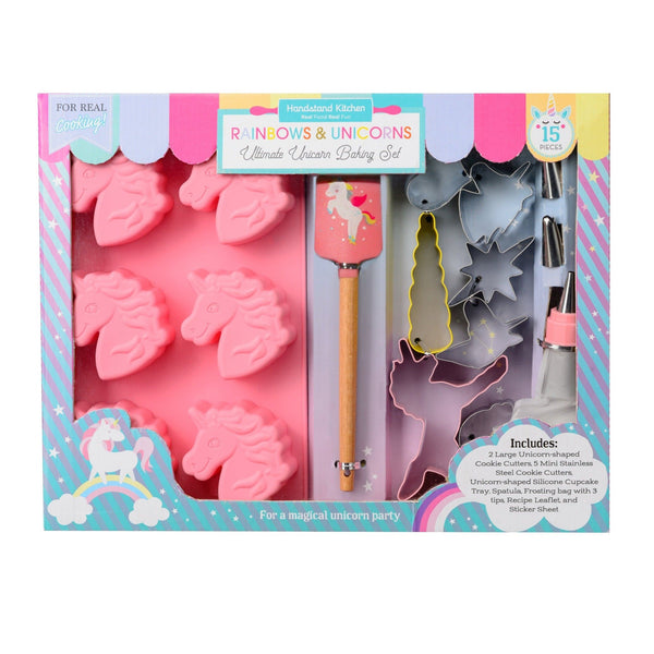 Ultimate Unicorn Baking Party Set