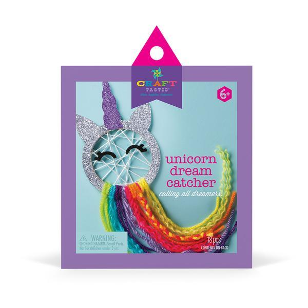 Craft-tastic Unicorn Dream Catcher MIni Kit