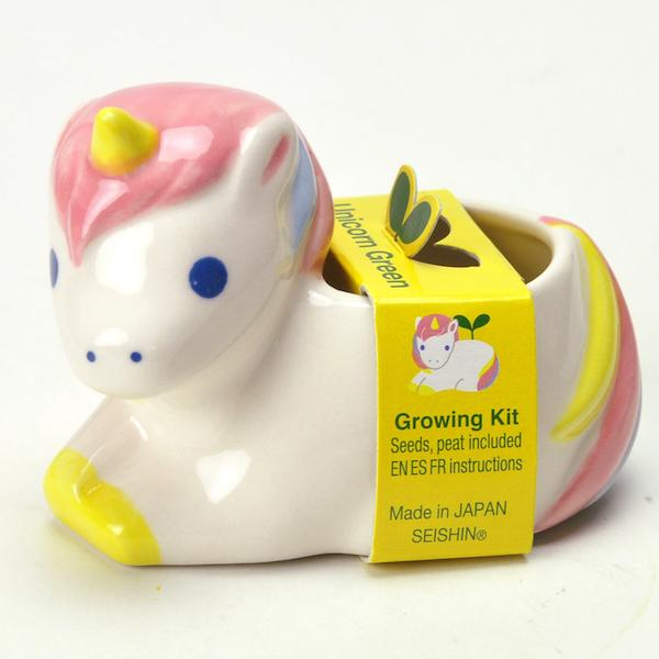 Mini Unicorn Planter & Grow Kit - the unicorn store