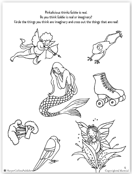 pinkalicious coloring pages - pinkalicious goldidoodles coloring activity book the