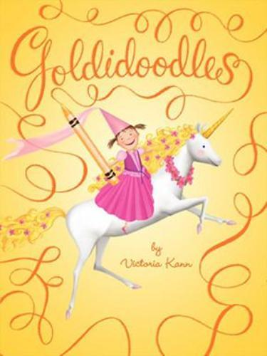 Pinkalicious Goldidoodles - Coloring & Activity Book - the unicorn store