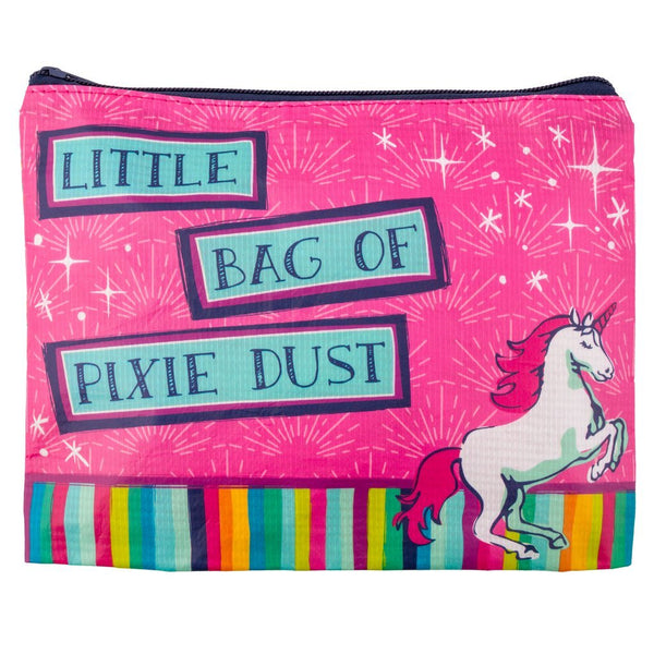 Unicorn Carry All - Little Bag of Pixie Dust Pouch