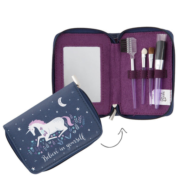 Starlight Unicorn Cosmetic Brush Set - the unicorn store