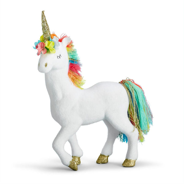 Spring Unicorn Table Decor -13.5""