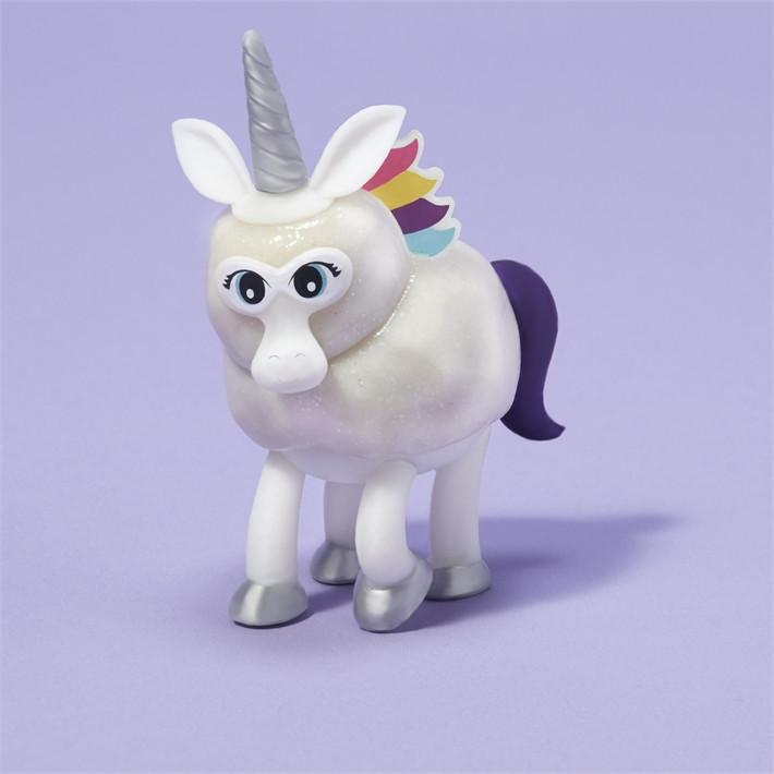 Miracle Melting Unicorn with Glitter Putty - the unicorn store
